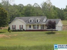 Great Place just out of town. Open floor plan offers something for everyone. No carpet in this home.