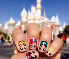 Alle Disney prinsessen op een rij.