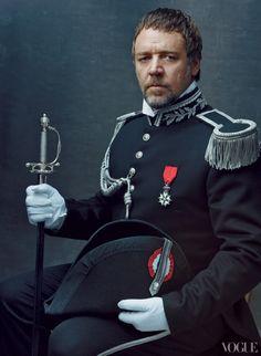 Annie Leibovitz's portraits of the Les Mis actors - 04
