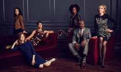 The Good Fight: a courtroom drama for the era of Trump and fake news | Television & radio | The Guardian