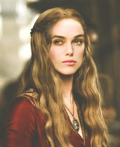 kiera knightly to play young cersei lanister in flashbacks... but fat chance of that happening.
