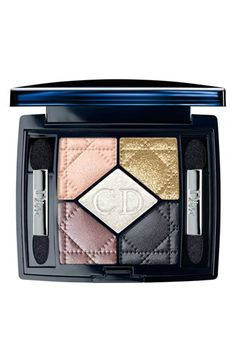 Dior '5 Couleurs - Golden Winter' Holiday Eyeshadow Palette in Golden Snow