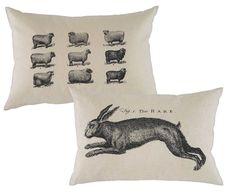 The IKEA FJÄLLTÅG limited edition collection, winter 2012-2013. designer: Lycke von Schantz. I Haz Bunny xoxo