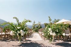 Photography : Michael + Anna Costa Photography | Florals : Cameilla Floral Design Read More on SMP: http://www.stylemepretty.com/2013/12/17/ojai-wedding-at-red-tail-ranch/