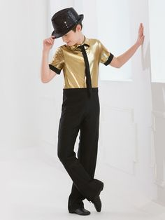 Crocodile Rock | Revolution Dancewear Gentlemen's Dance Recital Costume