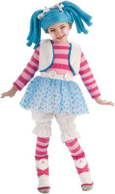 Disfraz Muñeca Mittens Fluff 'N' Stuff de Lalaloopsy para Niña ...
