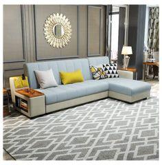 Corner Sofa Design, Sofa Bed Design, Living Room Sofa Design, Bedroom Furniture Design, Home Decor Furniture, Luxury Furniture, Living Room Furniture, Modern Furniture, Sofa Furniture