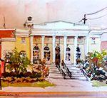 Marietta/Cobb Museum of Art by artist Kathy Rennell Forbes