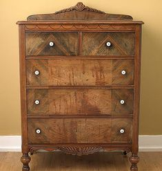 Before: Dresser