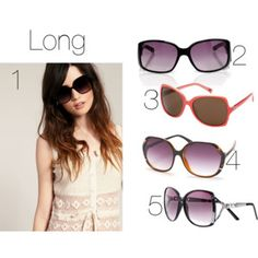 sunglasses for long shaped faces Informations About sunglasses for heart shaped faces Pin You can ea Heart Shaped Face Glasses, Glasses For Your Face Shape, Oval Faces, Long Faces, Face Shapes, Heart Shapes, Oblong Face Shape, Simple Style, My Style