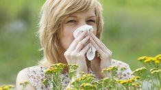 Cuídate de la alergia primaveral