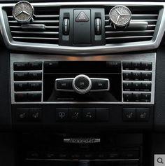Find More Stickers Information about For Benz E200L E260L E300l In the  control… Mercedes Interior 5da1385a4f2f