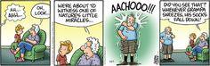 Pickles Comic Strip, October 01, 2014 on GoComics.com