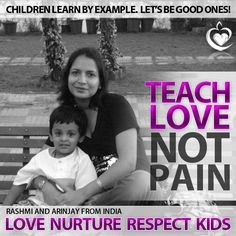 Dear Rashmi, thank you for teaching LOVE and for sharing adorable Arinjay's photo.   …We love seeing parents that Love, Nurture, and Respect their children. Send in your photo to info@LNRKids.com and remember to include your name and country. Kids Learning, Your Photos, Respect, Parents, Campaign, Names, Teaching, Country, Children