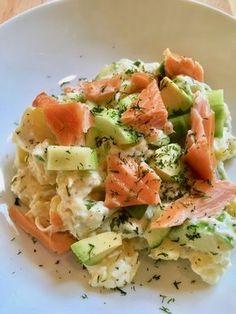 Sommerlicher Kartoffelsalat mit Lachs | Jamie Oliver