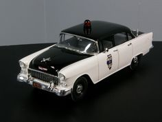 Illinois State Police 55 Chevy