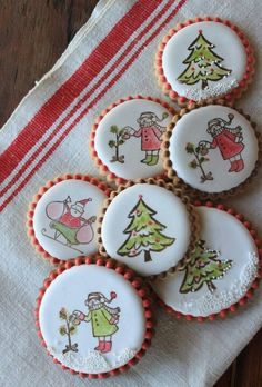 Stamping Christmas