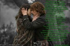 """Later, Claire and Jamie discuss her decision at Craigh na Dun: """"You don't know how close it was. The hot baths nearly won."""" – Outlander by Diana Gabaldon   Outlander S1bE11 'The Devil's Mark' on Starz   Costume Designer TERRY DRESBACH www.terrydresbach.com"""