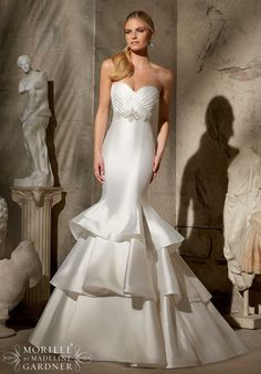 Mori Lee - 2722 - All Dressed Up, Bridal Gown
