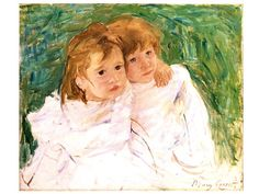 Mary Cassatt The Sisters 1885 painting for sale, this painting is available as handmade reproduction. Shop for Mary Cassatt The Sisters 1885 painting and frame at a discount of off. Edgar Degas, Renoir, Mary Cassatt Art, Kunst Online, Berthe Morisot, Sisters Art, Portraits, Paintings I Love, Oil Paintings