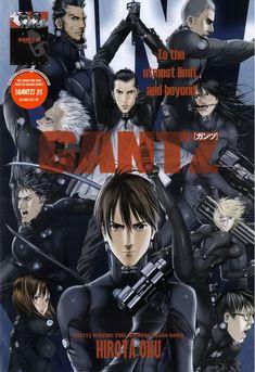 Gantz 372 - Read Gantz vol.36 ch.372 Online For Free - Stream 1 Edition 1 Page 2 - MangaPark
