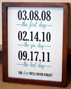 Gift for Husband on Wedding Day - Gift for Wife Anniversary - Birthday Gifts for Her - Anniversary Gifts for Men - First Anniversary Gift Wedding Signs, Wedding Reception, Our Wedding, Dream Wedding, Gift Wedding, Table Wedding, Wedding Book, Trendy Wedding, Perfect Wedding