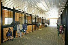Nice stalls