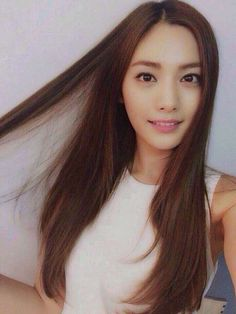 nana after school - long brown hair natural makeup Japanese Beauty, Korean Beauty, Asian Beauty, Most Beautiful Faces, Beautiful Asian Women, Nana Afterschool, Im Jin Ah, Prity Girl, Cute Asian Girls