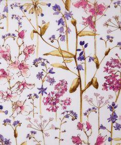 Liberty Art Fabrics Theodora B Tana Lawn