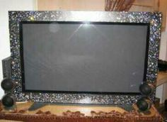 Swarvoski crystal TV