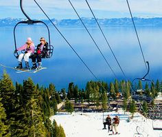 Learn what to expect when you ski Homewood Resort, including details on ski trails, lessons, activities, and accommodations. Tahoe Ski Resorts, Lake Tahoe, House In The Woods, So Little Time, North America, Skiing, Trail, California, Activities