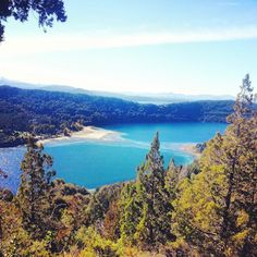 A stunning lake view in Bariloche, Argentina. #travel #Argentina #southamerica