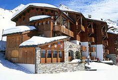 Einen schönen Winterurlaub haben wir auch in der Komfort-Residenz Montagnettes Les Cimes in Belle Plagne verbracht.