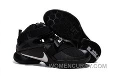 "Buy Nike LeBron Soldier 9 ""Blackout"" All Black Basketball Shoe New Style from Reliable Nike LeBron Soldier 9 ""Blackout"" All Black Basketball Shoe New Style suppliers.Find Quality Nike LeBron Soldier 9 ""Blackout"" All Black Basketball Shoe New Style and mor Nike Lebron, Nike Kyrie, Nike Zoom, Buy Nike Shoes Online, Discount Nike Shoes, Michael Jordan Shoes, Air Jordan Shoes, Kyrie Irving, Kevin Durant"