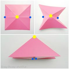 Origami for Kids Tutorial