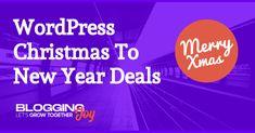 Best WordPress Christmas Deals 2019 via Christmas Deals, Christmas And New Year, Christmas Fun, New Year Offers, New Year Deals, Holiday Time, Holiday Sales, All Themes, New Year 2020