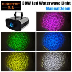 125.00$  Buy here  - Freeshipping 30W Led Water Light Water Effect Plate Wave Effect For Disco,Party light,Club 110V-240V Hot Selling for wedding