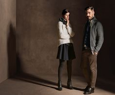 Look 65 | Women | Fall Winter 2014/2015 | Collections | Brunello Cucinelli