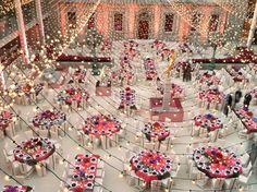 Met Gala 2013 Interior Decor