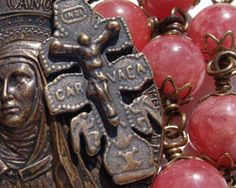 Rosary Supply Site:  Click to view St. Teresa of Avila chaplet details.