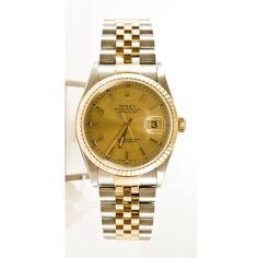 Best Deal for Rolex Mens Datejust 16233 Steel & Gold Watch Champagne Stick Dial & Fluted Bezel – Rolex Watches   Mens Watches Store & Review...... Visit Site for more information and where to buy.