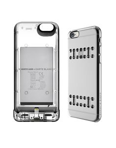 Boostcase for iPhone 6 (2700mAh) - Clear - Boostcase