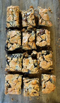 gluten-free date-walnut bars