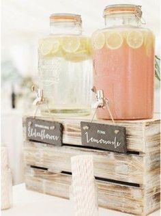 This is the best collection of rustic wedding ideas, featuring centerpieces, wedding cakes, aisle decor, wedding signs and much more! These rustic wedding ideas are affordable and easy to DIY. Rustic Wedding Ideas for Centerpieces Twine Wrapped Bottle Cen Wedding Vases, Rustic Wedding Centerpieces, Diy Wedding Decorations, Rustic Wedding Cakes, Rustic Weddings, Beach Weddings, Rustic Vases, Vintage Weddings, Rustic Signs For Wedding