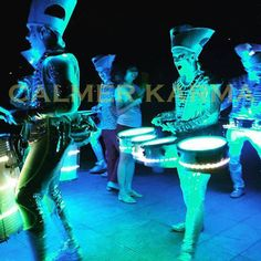 Water & Under The Sea Themed Entertainment - London and UK Carnival Themes, Party Themes, Themed Parties, Caribbean Carnival, Under The Sea Theme, Forest Theme, Brass Band, Hippie Festival, Midsummer Nights Dream