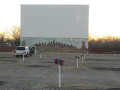 Drive in theater...remember piling into the back of the station wagon dressed in your pj's along with your sleeping bag & pillow? Loved those times with my family :)