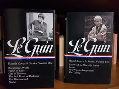 Ursula K. Le Guin, 1929-2018 - Cheiro de Livro