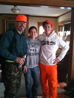 November 17, 2010     A day of hunting.... The gear is outside! Haha — with Dave Ballard, Melissa Ballard and Stephen Ballard.