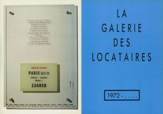 manystuff.org – Graphic Design, Art, Publishing, Curating… » Blog Archive » La Galerie des locataires
