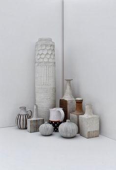 LEUCHTEND GRAU Interior-Design-Blog celebrating soft Minimalism: Ton in Ton